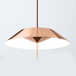 Vibia Vibia Mayfiar 1-flg LED závěsné světlo, měď