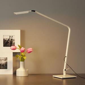 Vibia Vibia Flex - stolní lampa LED, leskle bílá