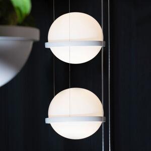 Vibia Vibia Palma 3726 LED závěsné světlo 2 zdroje bílé