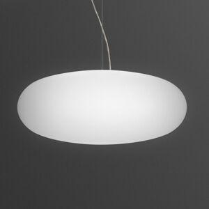 Vibia Vibia Vol 0225 závěsné světlo ze skla, Ø 60 cm