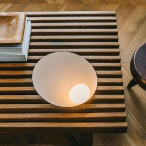 Vibia Vibia Musa 7402 LED stolní lampa ležatá, taupe