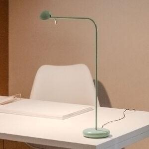 Vibia Vibia Pin 1655 stolní lampa LED, 40cm, zelená