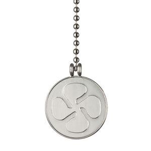 Westinghouse Ventilátor s medail. Westinghouse, řetěz nikl
