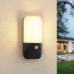 Lucande Lucande Bazilea venkovní nástěnné světlo senzor
