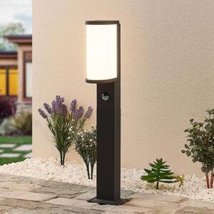 Lucande Lucande Jokum LED venk. světlo, IP54, 60 cm, čidlo