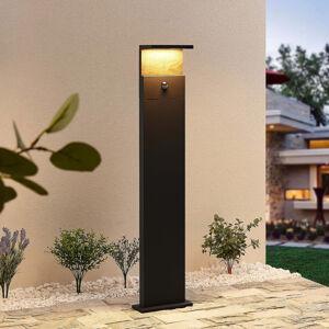 Lucande Lucande Lignus LED venkovní světlo, snímač pohybu