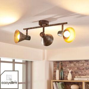 Lindby Zera - podl.stropní LED lampa se žárovkami Easydim