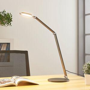 Lucande Stolní lampa LED Mion se stmívačem