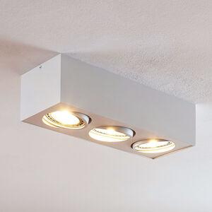Arcchio Arcchio Dwight LED stropní světlo bílé, 3žár.