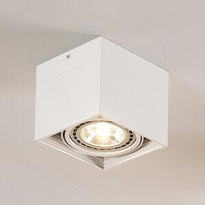 Arcchio Stropní LED reflektor Michonne, bílé, 1bodové
