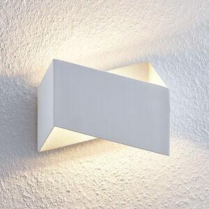 Arcchio Arcchio Assona LED nástěnné světlo, bílá-stříbrná