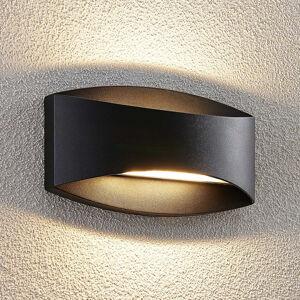 Lindby Lindby Evric LED nástěnné svítidlo, šířka 20,3 cm