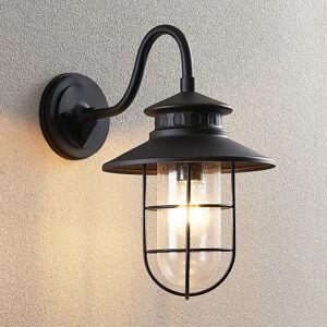 Lindby Lindby Kyan venkovní nástěnné světlo, výška 40 cm