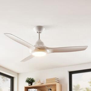 Arcchio Arcchio Aila LED stropní ventilátor 3 lopatky bílá