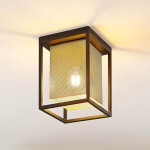 Lindby Lindby Daiana stropní světlo s voštinovým vzorem