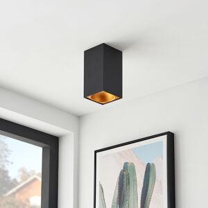 Arcchio Arcchio Hinka stropní svítidlo, 18 cm, černé
