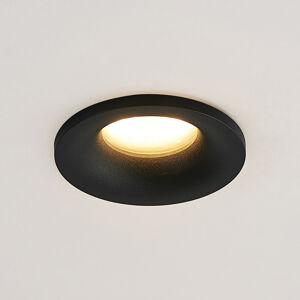 Arcchio Arcchio Enia zapuštěné světlo, kulaté, černé