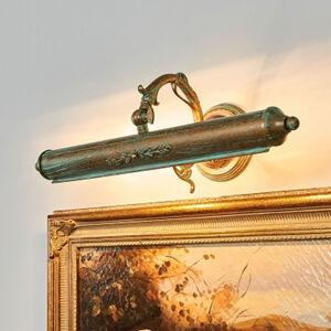 Lindby Kalea - obrazové svítidlo se vzhledem měděnky