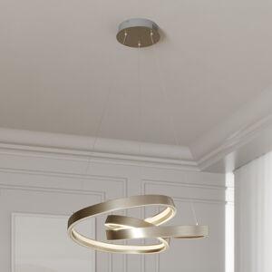 Lucande Lucande Gunbritt LED závěsné světlo, 60 cm