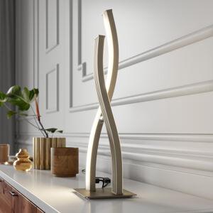 Lucande Lucande LED stolní lampa Maira, stmívatelná