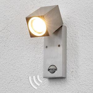 Lindby Loris - venkovní nástěnné svítidlo, snímač pohybu