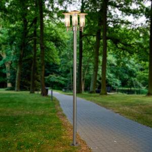 Lindby Moderní stožárové svítidlo Filko, 3zdrojové