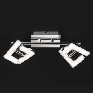 Wofi Nastavitelné LED světlo Lea skřišťálovým efektem