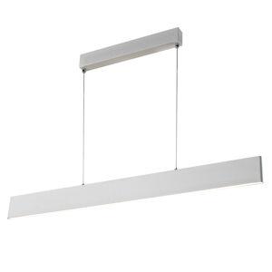 Wofi LED závěsné světlo Sileas, 91 cm, bílé stmívatelné