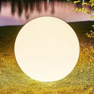 Arcchio Arcchio Orlana světelná koule, IP65, bílá, 56 cm