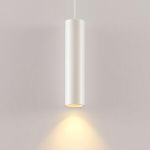Arcchio Arcchio Ejona závěsné světlo, výška 27 cm, bílá