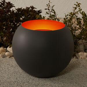 Lindby Lindby solární LED dekorační svítidlo Jill, koule