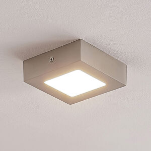 ELC ELC Merina LED-Downlight nikl, 12x12cm