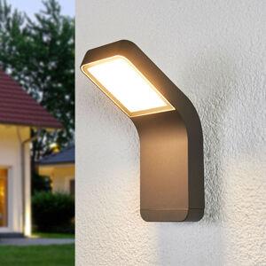 Lindby LED venkovní nástěnné svítidlo Maddox, sklopené