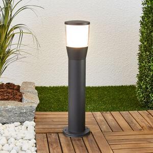 Lindby LED svítidlo se soklem Melania z hliníku