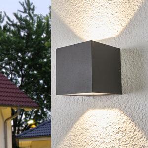 Lucande LED nástěnné svítidlo Merjem svítící nahoru a dolů
