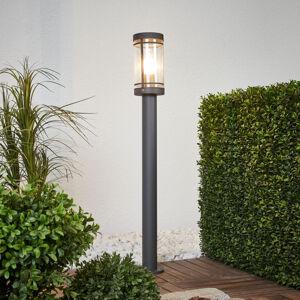 Lindby Svítidlo pro osvětlení chodníků Djori v tmavě šedé