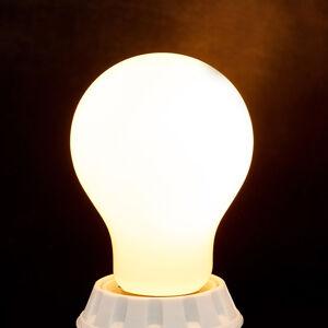 Lindby E27 LED žárovka 7W, 806 lm, 2700K, opál