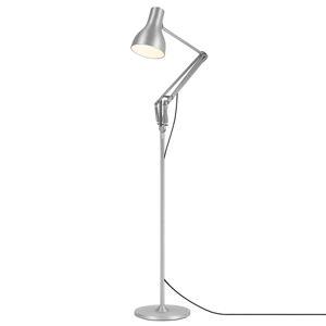 Anglepoise Anglepoise Type 75 stojací lampa stříbrná