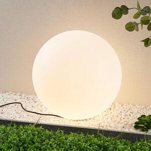 Arcchio Arcchio Senadin světlo-koule, bílé, IP54, 50 cm