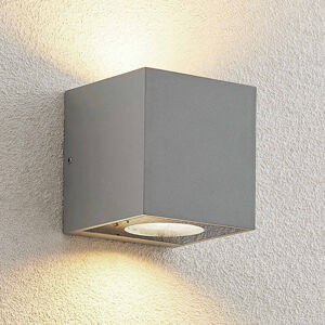 Arcchio Arcchio Tassnim venkovní světlo stříbrné 2 zdroje