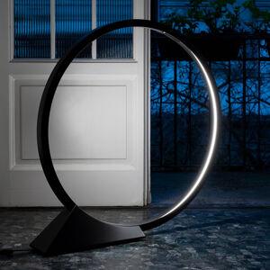 Artemide ARCHITECTUR Artemide O LED stojací lampa, aplikace