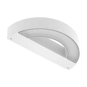 PERFORMANCE LIGHTING Venkovní nástěnné světlo Mask+ M 3000 K, bílá