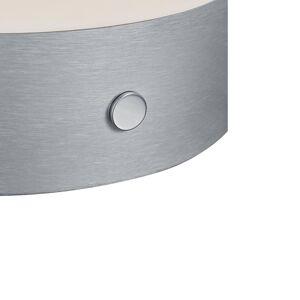 BANKAMP BANKAMP Button LED stolní lampa výška 11cm alu