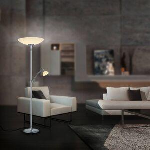 BANKAMP BANKAMP Meisterwerke lampa, tvar misky, nikl