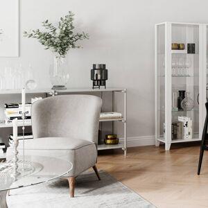 By Rydéns By Rydéns Ebbot stolní lampa, šedá, Ø 20 cm