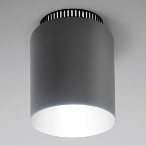 B.lux Designové stropní světlo Aspen C17A LED šedá