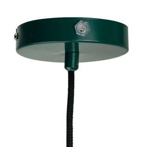 DYBERG LARSEN Dyberg Larsen Ejka závěsné světlo z kovu, zelená