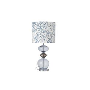 EBB & FLOW EBB & FLOW Futura stolní lampa Branches indigo