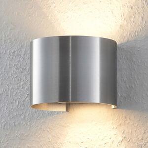 ELC ELC Jördis nástěnné světlo, G9, kulaté, hliník