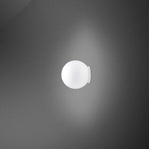 Fabbian Fabbian Lumi Sfera skleněné nástěnné světlo, Ø 9cm